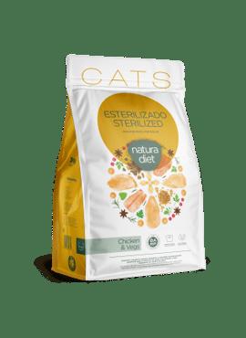 Natura Diet Cats  - Sterilized