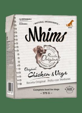 MHIMS 375GR CHICKEN-VEGETABLES