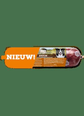Raw4Dogs Duck voor Honden