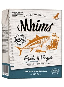 MHIMS 375 GR FISH-RED FRUITS