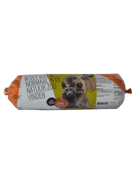 Carnivoer konijn-mix