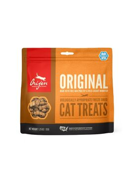 Orijen freeze-dried treats cat original 35 g.