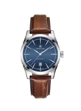 American Classic Spirit of Liberty Auto Blue / Brown leather