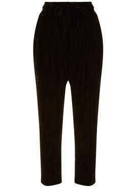 Colby velvet broek