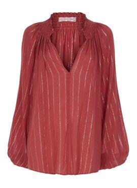 Callous blouse