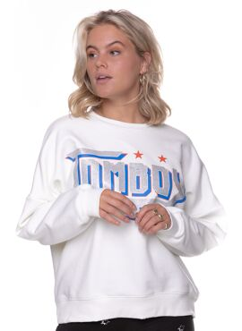Tomboy Dropped Shoulder Sweater