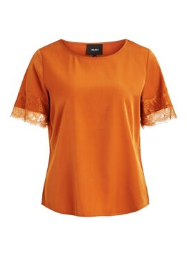 Eileen Lace Top