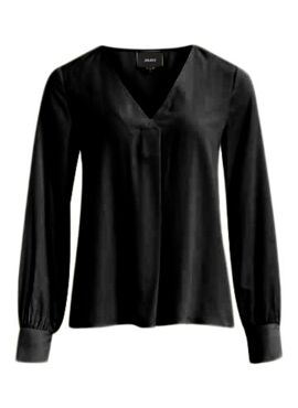 Eileen L/S V-neck top