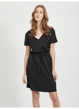 Eileen Lace V-neck Dress