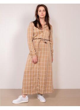 Denise Check Dress