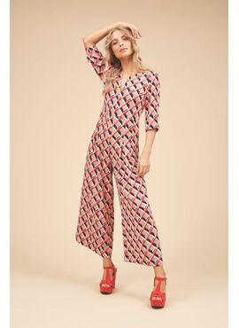 Betty Jumpsuit Just Keep Staring