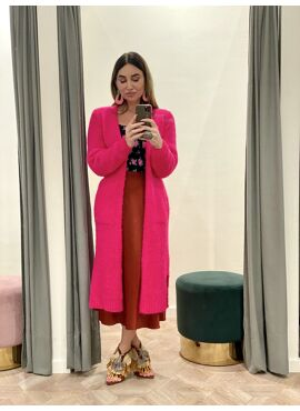 Roze blouse Iris