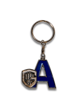 Key chain - letter A