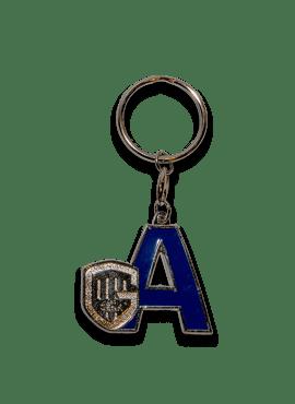 Sleutelhanger - letter A