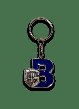 Sleutelhanger - letter B