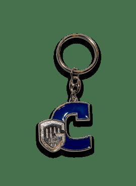 Sleutelhanger - letter C