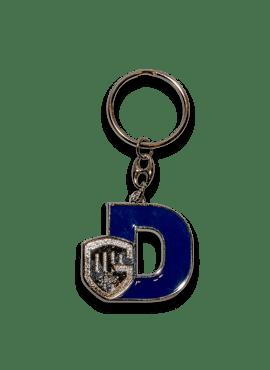 Sleutelhanger - letter D