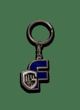 Sleutelhanger - letter F