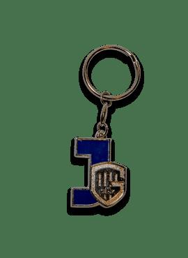 Sleutelhanger - letter J