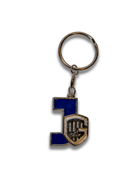 Key chain  - letter J