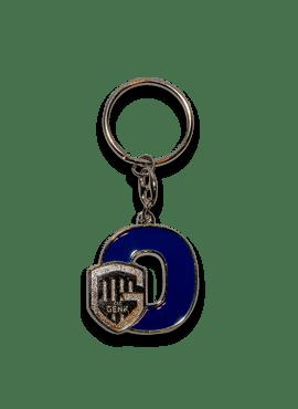 Sleutelhanger - letter O