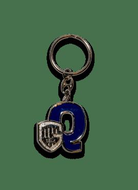 Sleutelhanger - letter Q