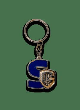 Sleutelhanger - letter S