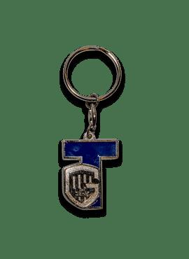 Sleutelhanger - letter T