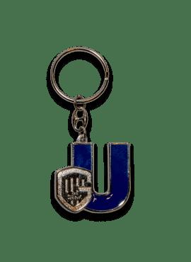 Key chain - letter U