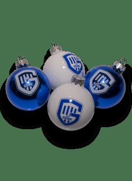 Christmas balls (4pc)