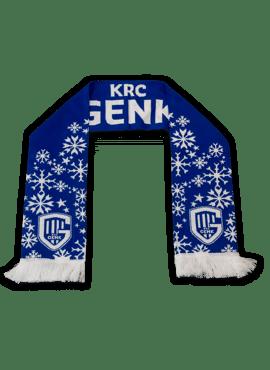 Sjaal - sneeuw