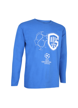 Shirt LS - Champions League (kids)