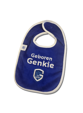 Bib - geboren Genkie