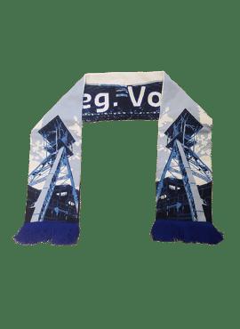 Sjaal - mijnschacht