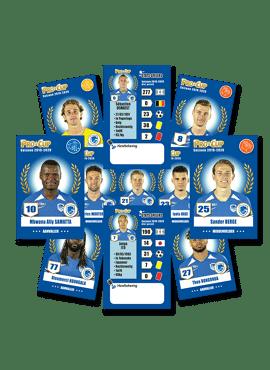 Pro Cup - spelerskit 19/20