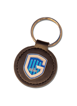 Key chain - leder