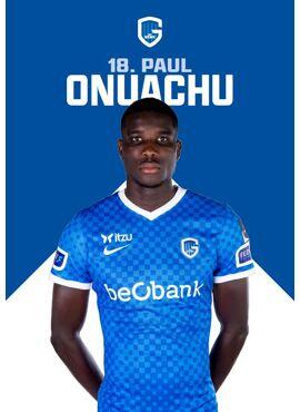 Poster - Onuachu