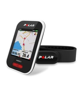 Polar V650 + H10 Heart Sensor
