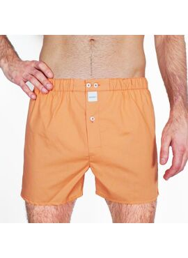 Sixtine's Full Orange Heren Boxershort