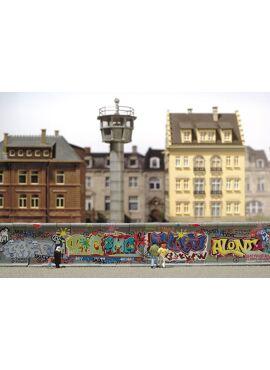 BUSCH 1016 / Betonmauer H0/TT