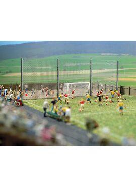 BUSCH 1052 / Fußballplatz H0