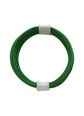 draad 0,04 mm² / 10 m groen