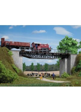AU11365/Fachwerkbrücke