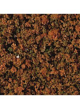 HEKI 1557 / HEKI flor Belaubungsvlies herbstlich braun 28x14 cm