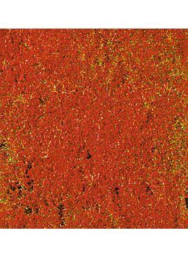 HEKI 1588 / decovlies Blumendecor rot 28x14 cm