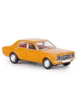 BREKINA 19119 / Ford Taunus GT, oranje, 1972