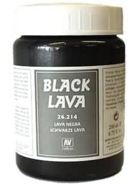 VAL26214 / Black Lava 200 ml