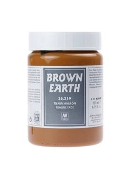 VAL26219 / Brown Earth 200 ml