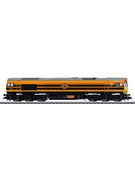 MARKLIN 39061 / Diesellocomotief Class 66