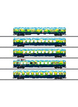 M43879 / Set personenrijtuigen